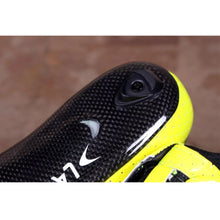 Load image into Gallery viewer, Lake CX301 Fluo Yellow Wide Carbon Sole Cycling Shoes