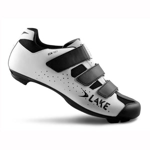 Lake CX-161 Wide White Black