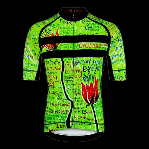 Cycology Bike Nirvana Men's Jersey - Best Cycling Jersey In India