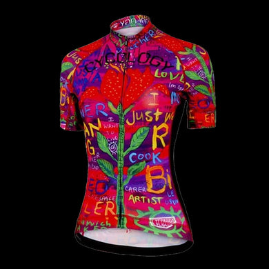 Cycology See Me Women's Jersey - Best Cycling Jersey In India