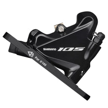 Load image into Gallery viewer, Shimano 105 Hydraulic Disc Brake Caliper BR-R7070