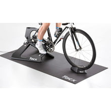 Load image into Gallery viewer, Tacx Trainer Mat Rollable For Bike Trainer  & Roller