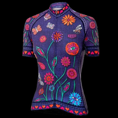 Cycology Boho Women's Jersey- Best Cycling Jersey In India