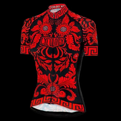Cycology Isabella Women's Jersey- Best Cycling Jersey In India