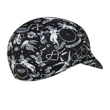 Load image into Gallery viewer, Cycology Velo Tattoo Cycling Cap