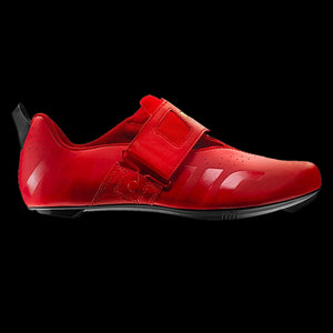 Mavic Cosmic Elite Tri Shoes Fiery Red Black