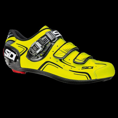 Sidi Level Yellow Fluo Black