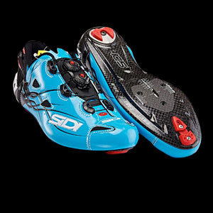 Sidi Shot Blue Sky Black