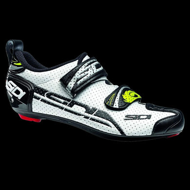 Sidi T-4 Air White Black