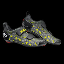 Load image into Gallery viewer, Sidi T-5 Air Grey Yellow Black