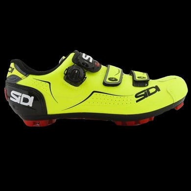 Sidi Trace Yellow Fluo Black