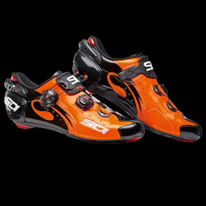 Sidi Wire Carbon Orange Black