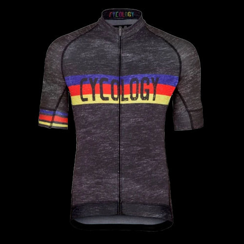 Cycology Hill Cycology Men's Jersey - Best Cycling Jersey In India