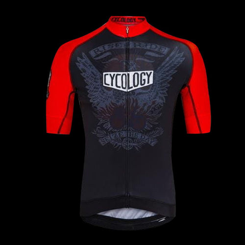 Cycology Seize The Day Men's Jersey - Best Cycling Jersey In India