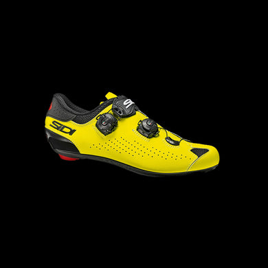 Sidi Genius 10 Black Yellow