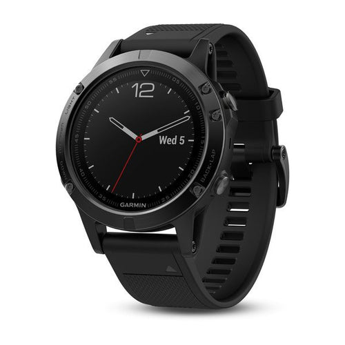 Garmin Smart Watch Fenix 5 Sapphire Glass