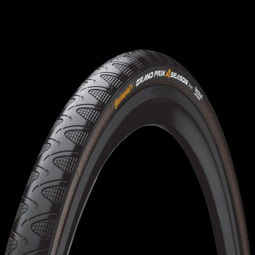 Continental Grand Prix 4 Season Road Bike Tire (25mm)