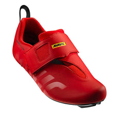 Load image into Gallery viewer, Mavic Cosmic Elite Tri Shoes Fiery Red Black