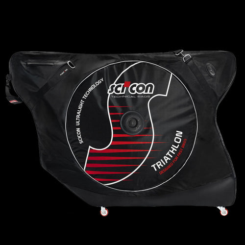 Scicon Triathlon 2.0 Bike Bag-Black
