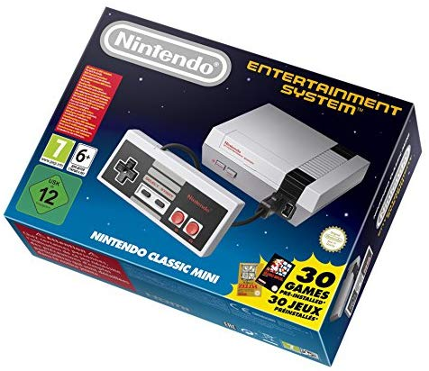 Nintendo Classic Mini Entertainment System