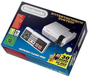 Nintendo Classic Mini Entertainment System - patasys
