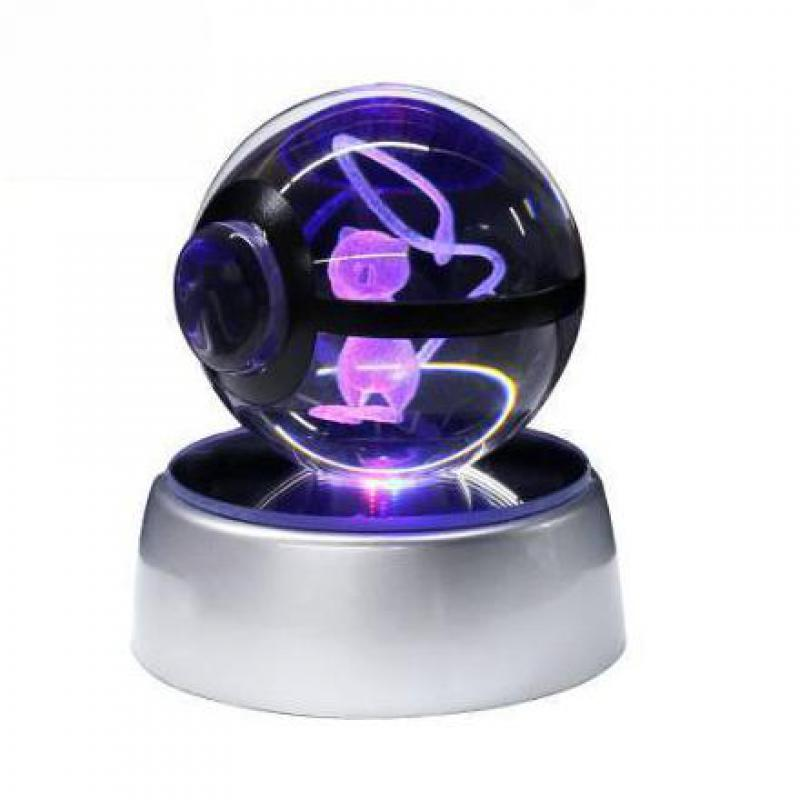 Pokémon Crystal Glass Ball - patasys