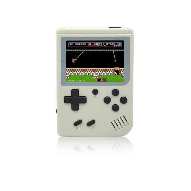 Retro Video Game Console - patasys