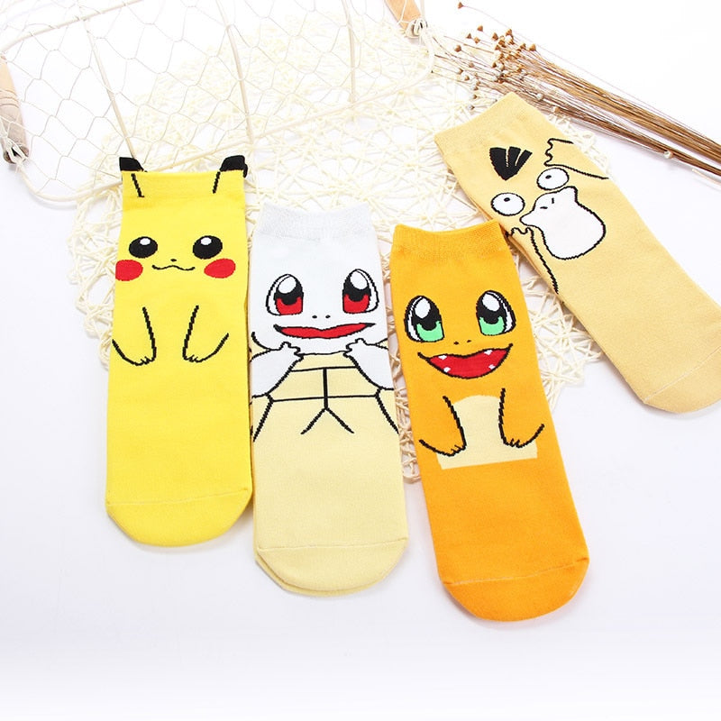 Pokémon Socks - patasys