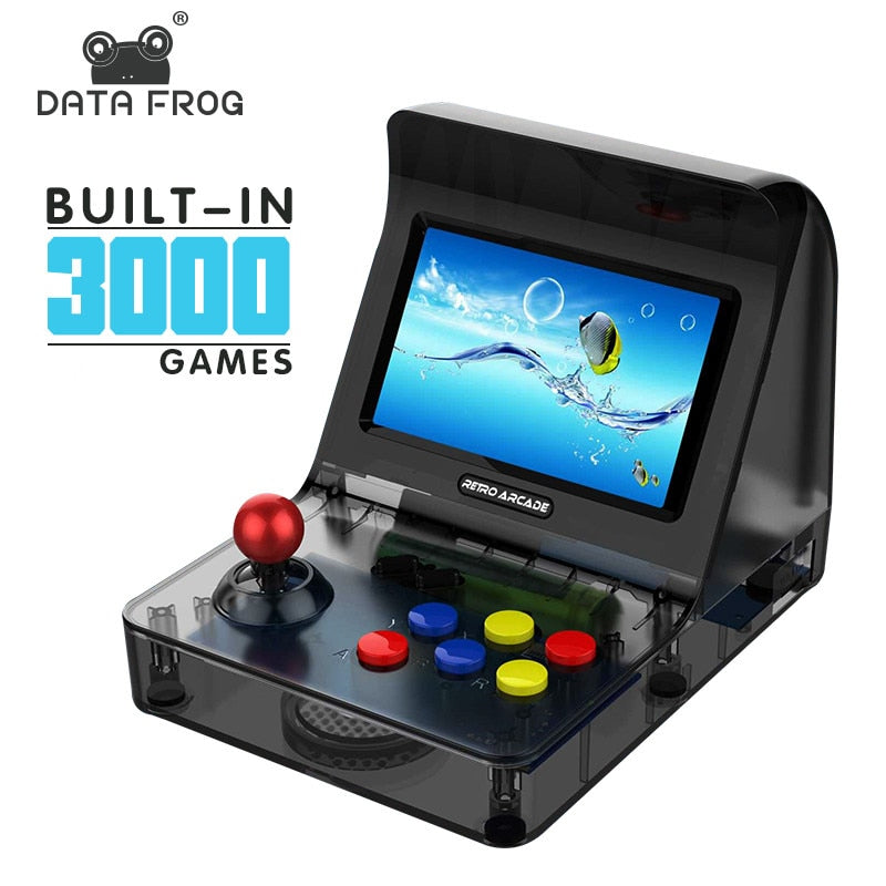 Data Frog Retro ARCADE Mini