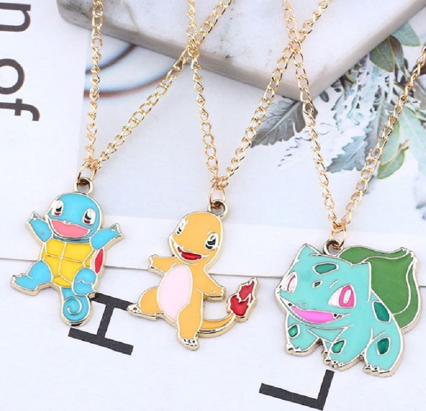 Pokemon Necklace - patasys