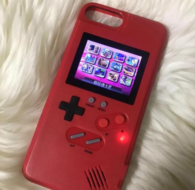 Retro Gaming Phone Case - patasys