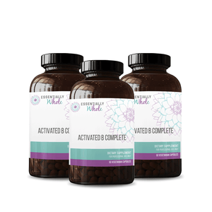 Activated B Complete 3-Pack (Save 10%)