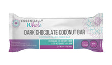 Load image into Gallery viewer, Dark Chocolate Coconut Bar (pack of 18)