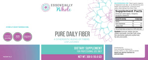 Pure Daily Fiber Limited-Time Offer