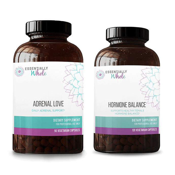 Daily Energy and Hormone Support Bundle