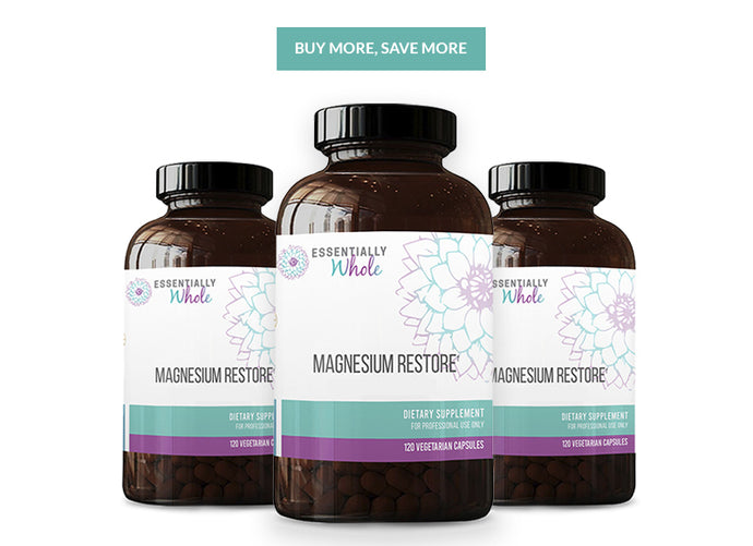 Magnesium Restore 3-Pack (Save 10%)
