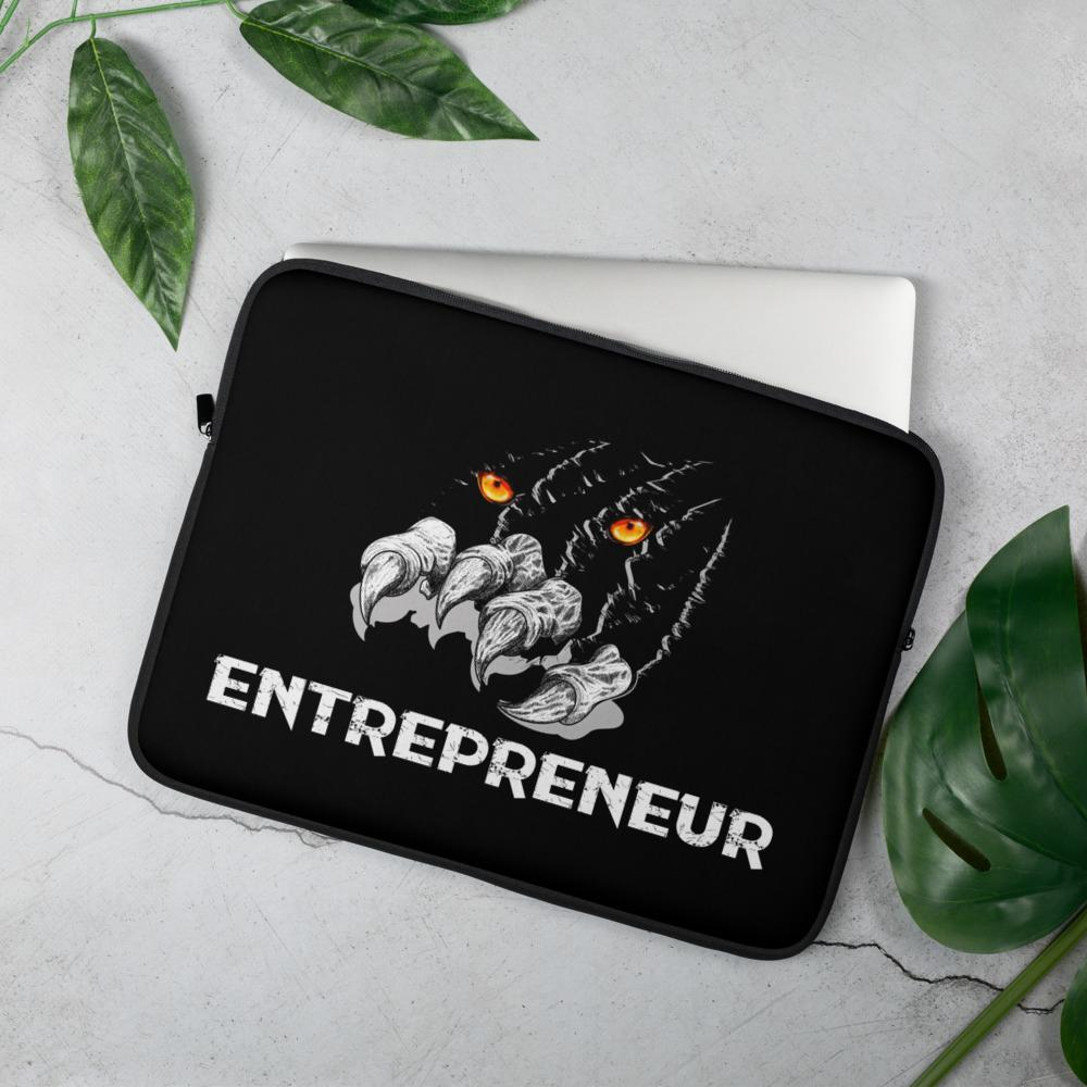 "Laptop Sleeve ""Claws"" 15 in - Mperior: The Store For Entrepreneurs, Hustlers and Achievers"