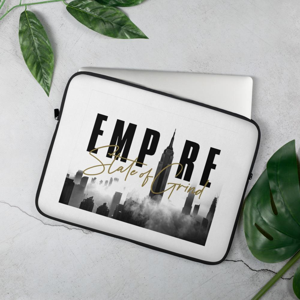 "Laptop Sleeve ""Legacy"" 15 in - Mperior: The Store For Entrepreneurs, Hustlers and Achievers"