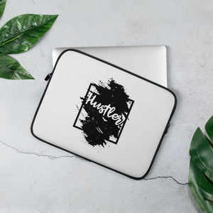 "Laptop Sleeve ""The Hustler"" Black Edition 13 in - Mperior: The Store For Entrepreneurs, Hustlers and Achievers"