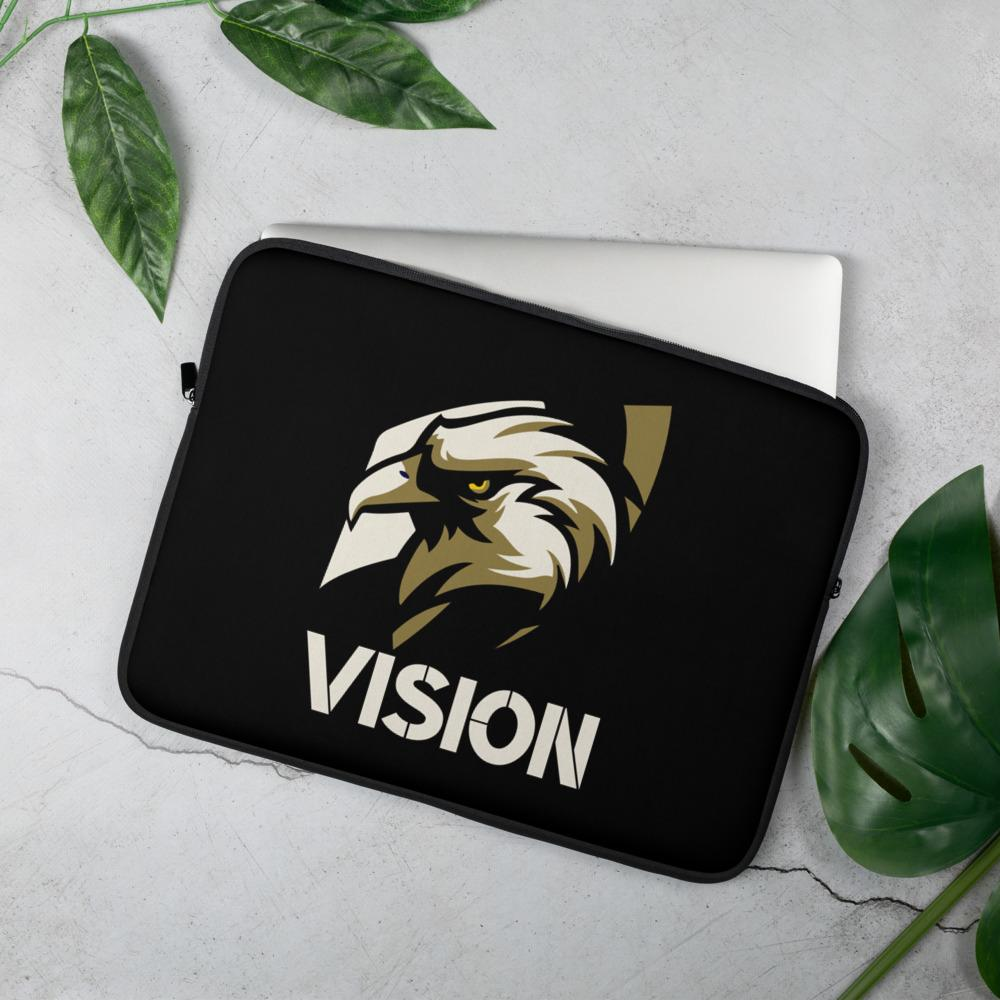 "Laptop Sleeve ""Vision"" 15 in - Mperior: The Store For Entrepreneurs, Hustlers and Achievers"