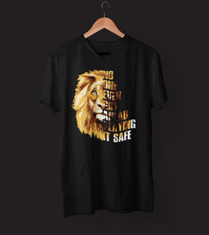 "Mens V-Neck T-Shirt ""GetAhead"" S - Mperior: The Store For Entrepreneurs, Hustlers and Achievers"