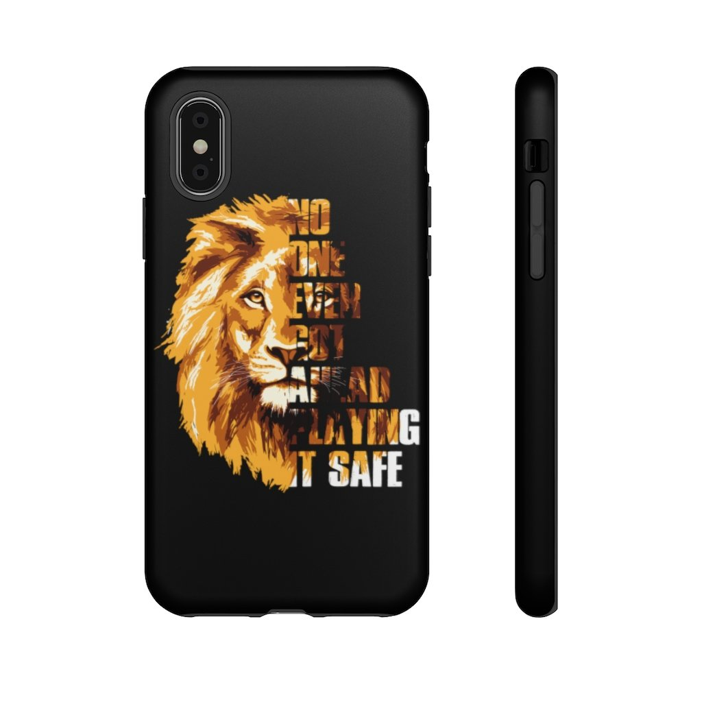 "Phone Case ""GetAhead""Phone Case iPhone XMatte - Mperior: The Store For Entrepreneurs, Hustlers and Achievers"