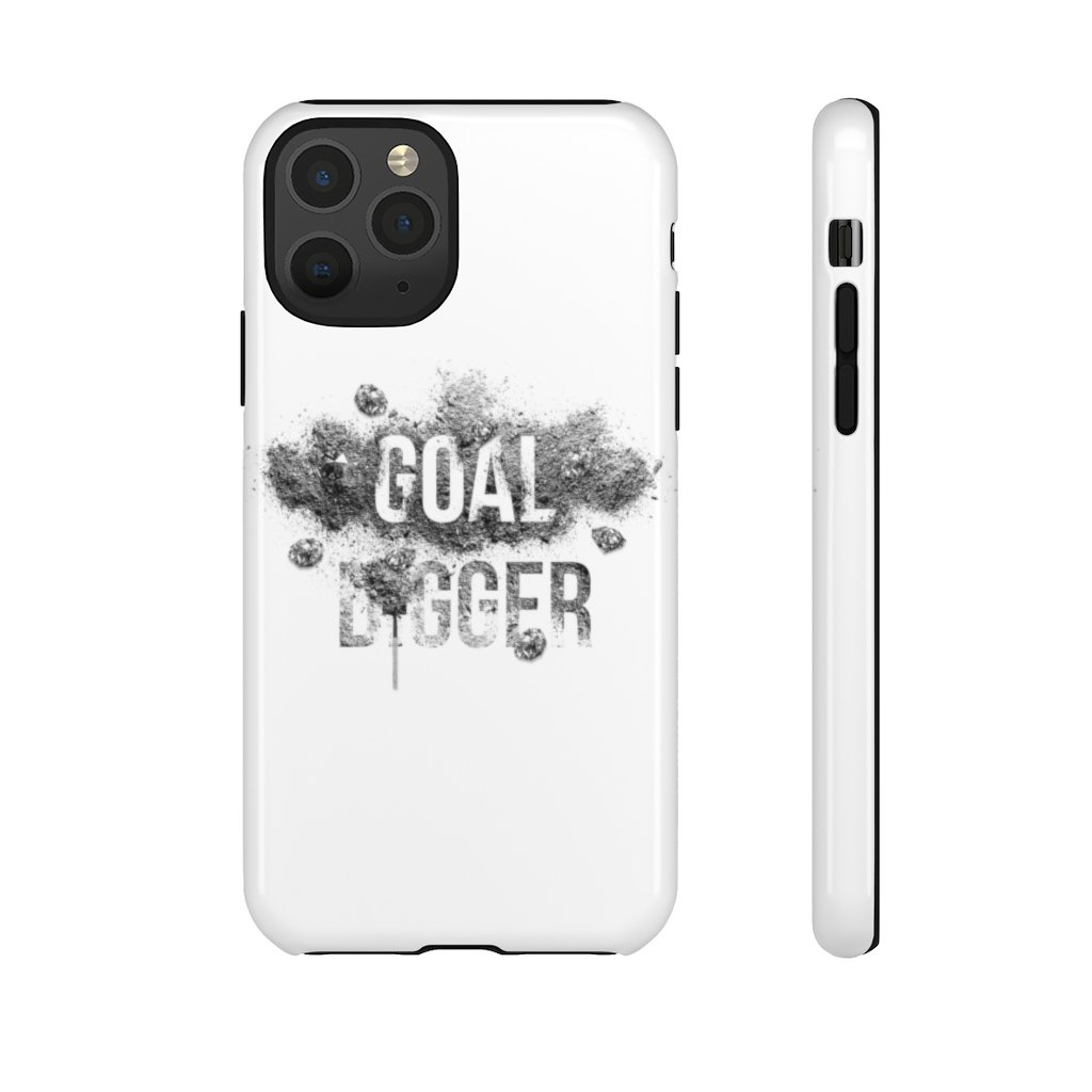 "Phone Case ""Goaldigger""Phone Case iPhone 11 ProGlossy - Mperior: The Store For Entrepreneurs, Hustlers and Achievers"