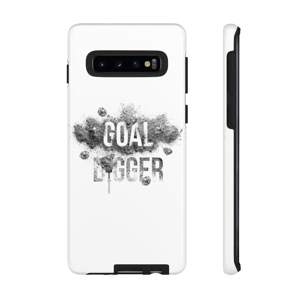 "Phone Case ""Goaldigger""Phone Case Samsung Galaxy S10Glossy - Mperior: The Store For Entrepreneurs, Hustlers and Achievers"