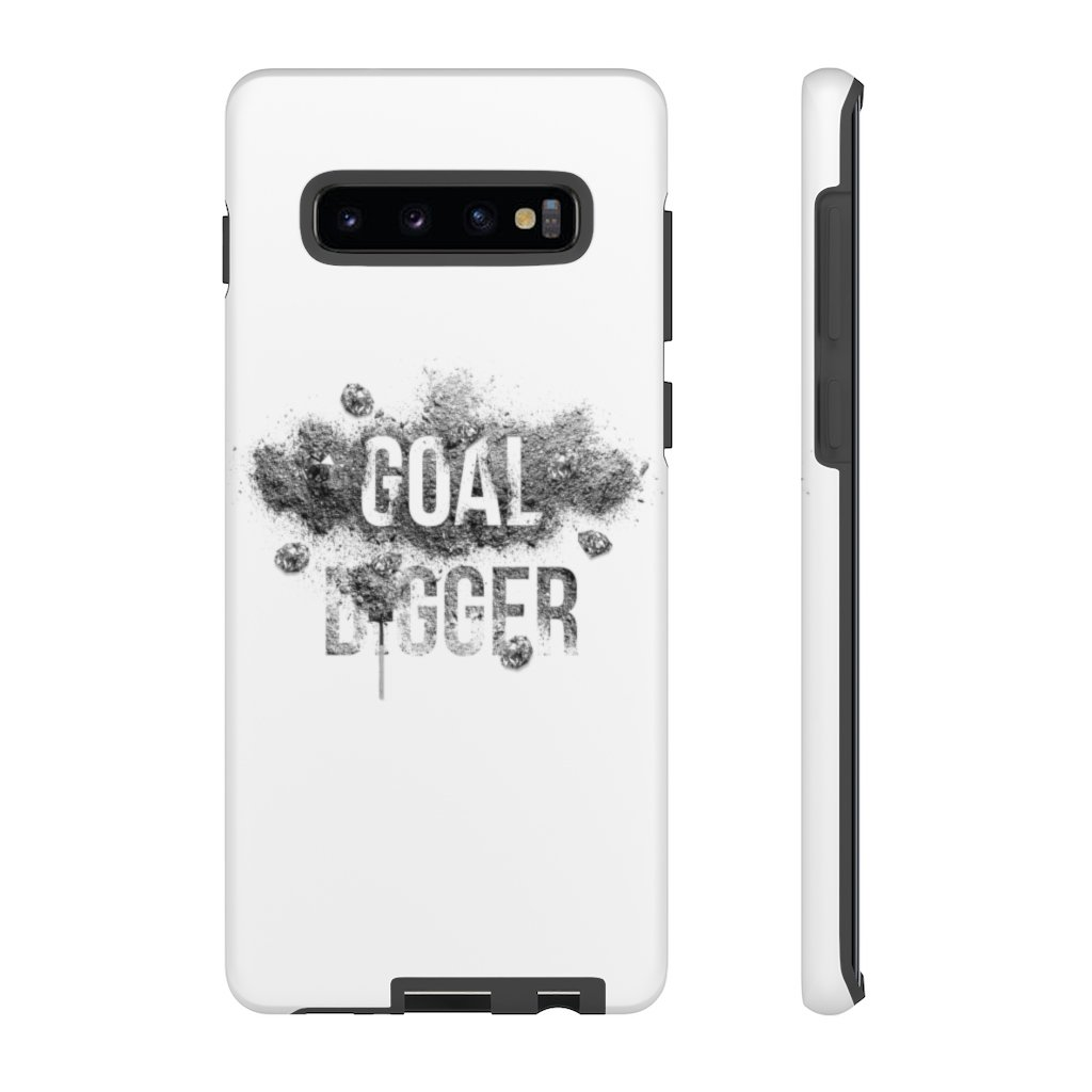 "Phone Case ""Goaldigger""Phone Case Samsung Galaxy S10 PlusMatte - Mperior: The Store For Entrepreneurs, Hustlers and Achievers"