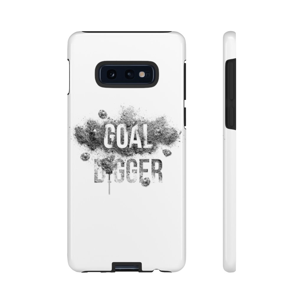 "Phone Case ""Goaldigger""Phone Case Samsung Galaxy S10EGlossy - Mperior: The Store For Entrepreneurs, Hustlers and Achievers"