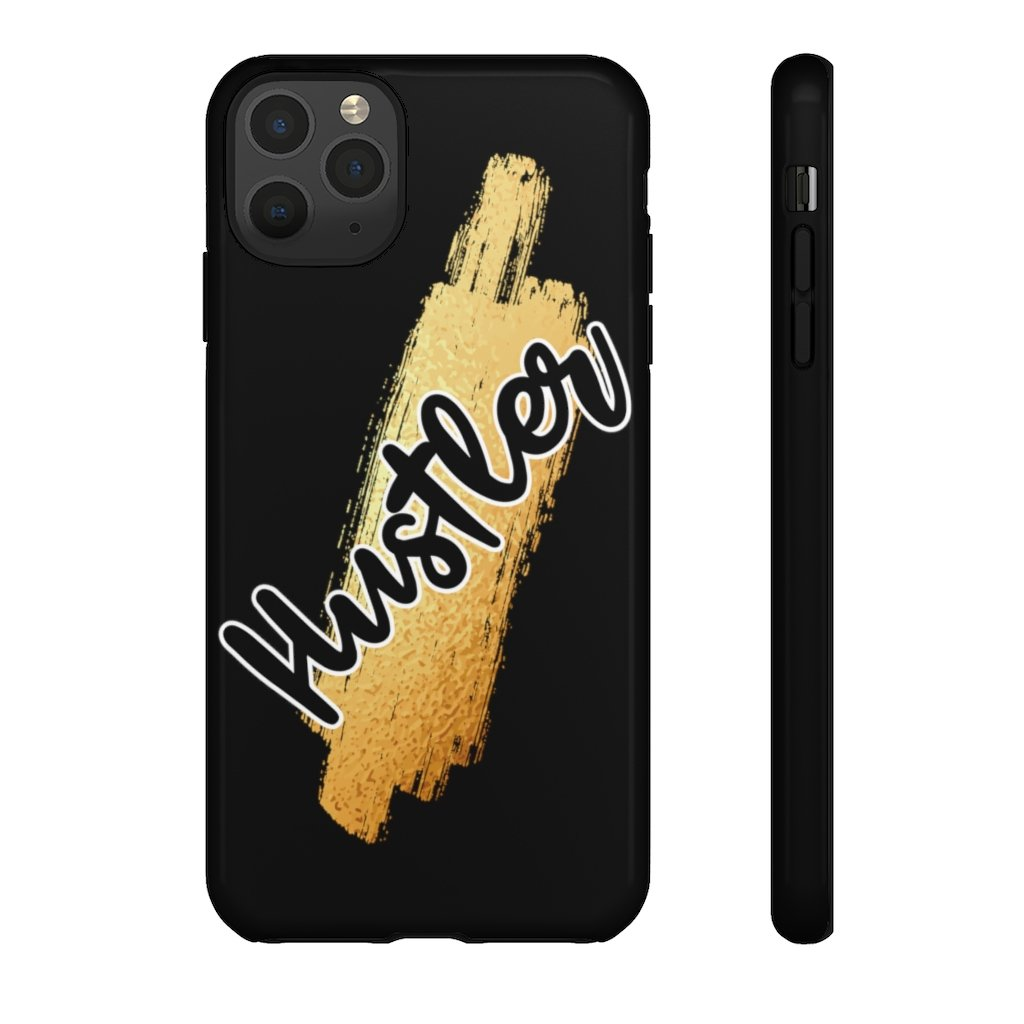 "Phone Case ""HustlerX""Phone Case iPhone 11 Pro MaxGlossy - Mperior: The Store For Entrepreneurs, Hustlers and Achievers"