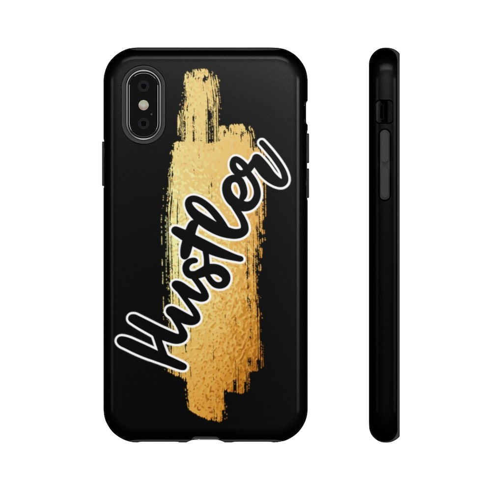 "Phone Case ""HustlerX""Phone Case iPhone XGlossy - Mperior: The Store For Entrepreneurs, Hustlers and Achievers"