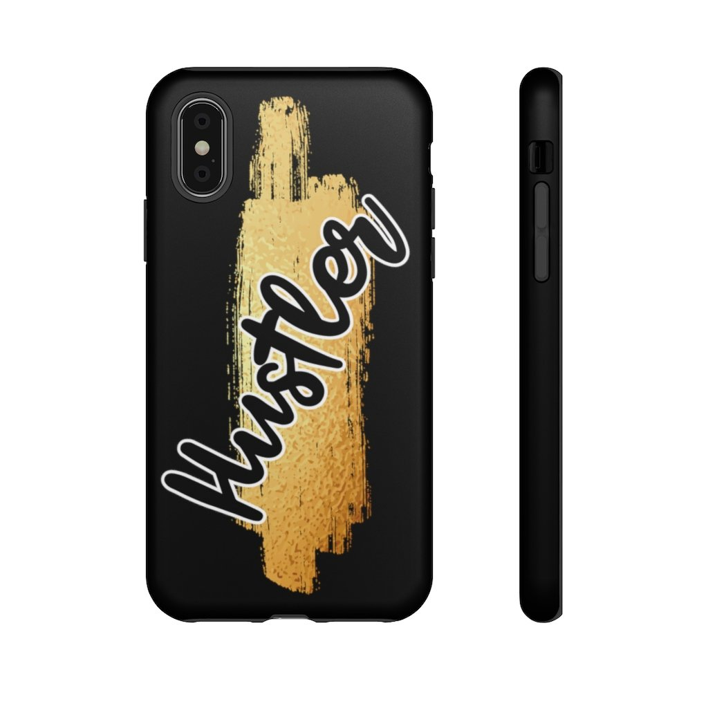 "Phone Case ""HustlerX""Phone Case iPhone XMatte - Mperior: The Store For Entrepreneurs, Hustlers and Achievers"