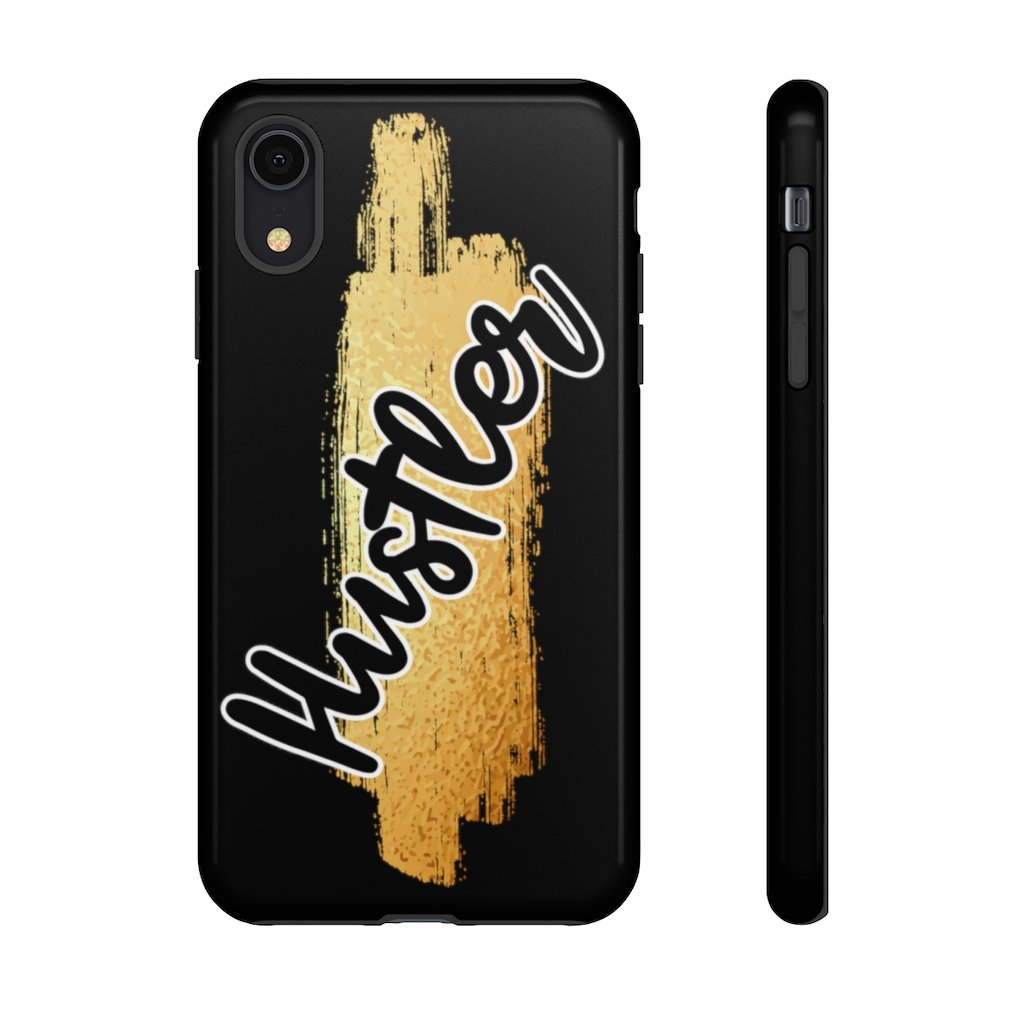 "Phone Case ""HustlerX""Phone Case iPhone XRGlossy - Mperior: The Store For Entrepreneurs, Hustlers and Achievers"